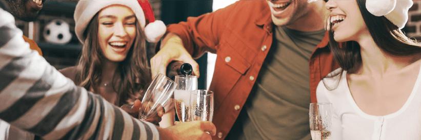 Christmas party: cosa organizzare per il tuo evento aziendale di Natale